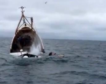 Affonda peschereccio a Civitanova Marche: morti due marinai