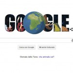 Doodle Earth Day 2015