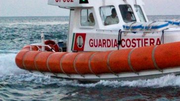 ALBARELLA INCIDENTE GOMMONE