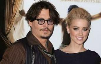 Johnny Depp 2017: ecco quanto costa il divorzio con Amber Heard