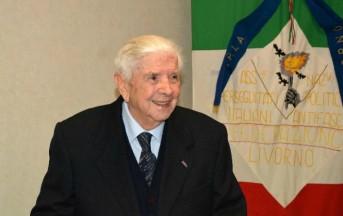 25 aprile 2015, è morto Garibaldo Benifei: il partigiano più vecchio d'Italia, eroe antifascista