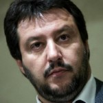 Matteo Salvini frase shock sui rom