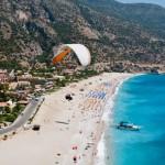 offerte Calabria Primo Maggio evento con parapendio