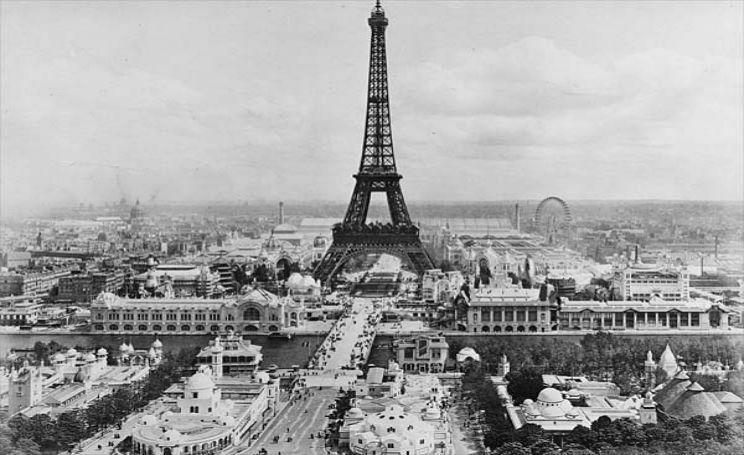 Expo il 14 aprile 1900 a parigi la prima esposizione del for Esposizione universale expo milano 2015