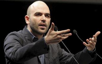 """Arrestato Marra: Roberto Saviano contro il M5S: """"Il Movimento non ha regole democratiche: ecco cosa rischia"""""""