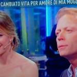 Rocco Siffredi e Rozsa Tassi ospiti a Domenica Live