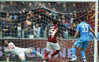 Roma – Napoli risultato finale: 1-0 highlights, sintesi, video gol Serie A