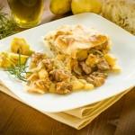 Sa Panada piatto tipico sardo