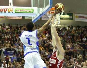 Basket Serie A, 27esima giornata: risultati finali e classifica aggiornata