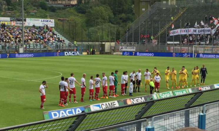 Trentasettesima Serie B