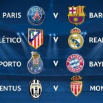 UEFA Champions League PSG Barça