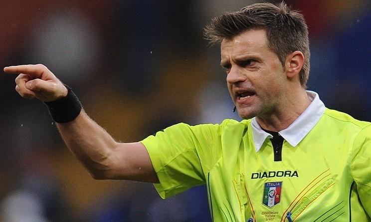 Rizzoli eletto miglior arbitro al mondo. Fischiò la finale in Brasile