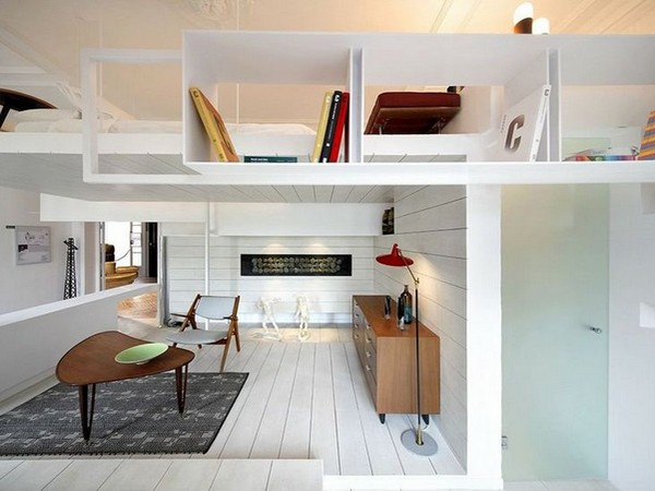 Arredare casa piccola moderna fai da te con i pallet e for Arredamento moderno casa piccola