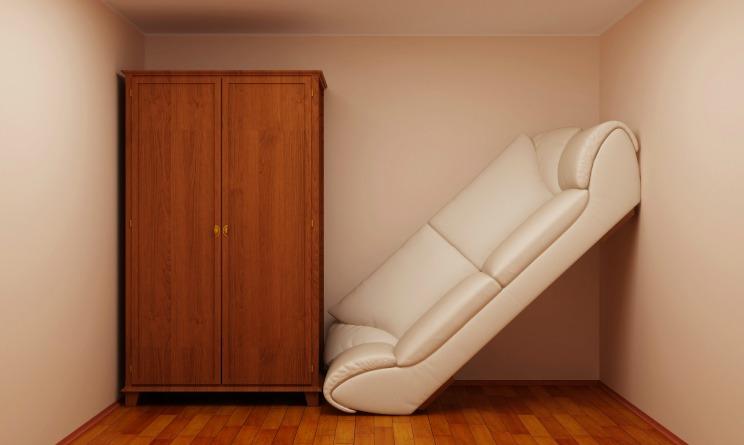 Arredare casa spazi piccoli ecco 5 idee per rendere le - Disposizione stanze casa ...