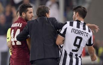 Calciomercato Roma, Manolas alla Juventus? Le ultime notizie