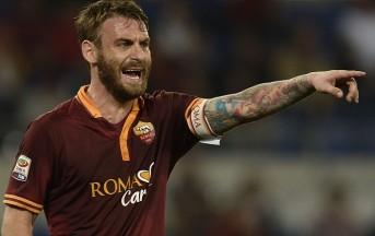 """Roma contratto De Rossi: """"Non so se rimango, ci sto pensando molto"""""""