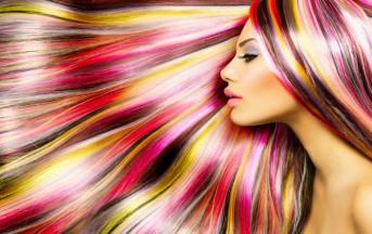 Moda capelli 2015, come cambiare colore in pochi minuti