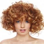 Tagli corti ricci capelli 2015