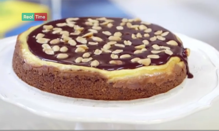 Ricette dolci benedetta parodi cheesecake cioccolato e for Ricette di benedetta parodi
