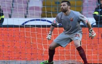 """De Sanctis a Sky Sport, Roma-Napoli: """"Dobbiamo tenere la Lazio lontana"""""""
