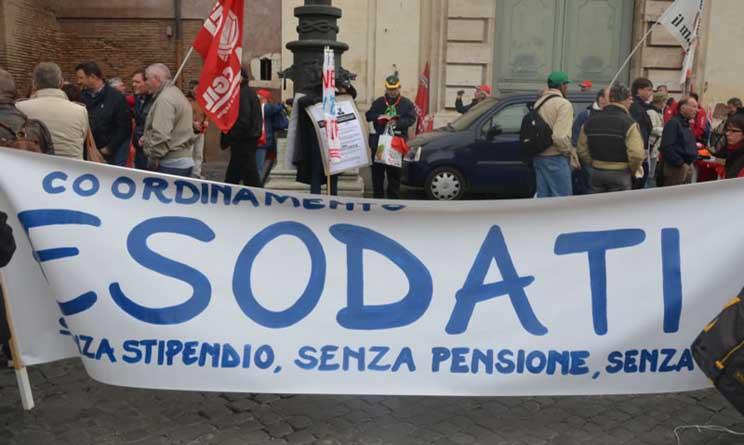 Riforma pensioni esodati e ottava salvaguardia