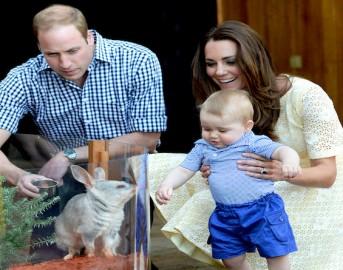 Kate Middleton parto: bambina o bambino?