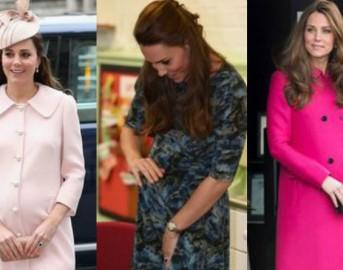 Kate Middleton e i look premaman più belli: è icona di stile come non mai