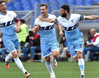Ultime notizie Lazio calcio: la Roma pareggia, il secondo posto è salvo