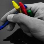 Libri da colorare per combattere lo stress
