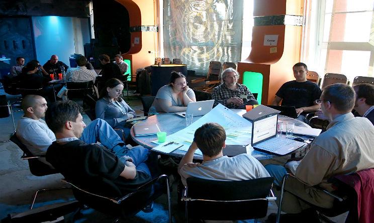 meeting hub, sito web