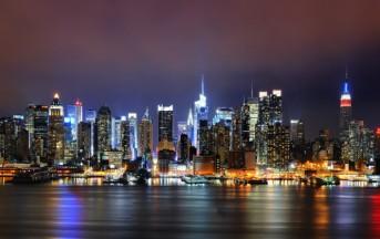 Crolla Gru a New York, molti feriti ed un morto (video)