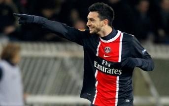Calciomercato Inter ultimissime, il PSG offre Pastore per Joao Mario