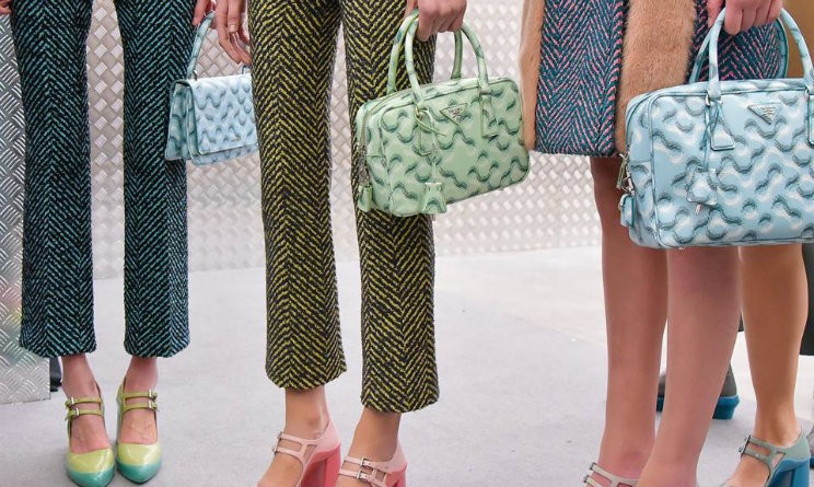 Borse Di Moda 2015 Inverno : Tendenze moda la borsa pastello ? il must have della