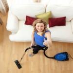 aspirapolvere profumare casa deodorante per ambienti