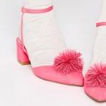 scarpe con tacco quadrato asos