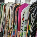 start up snowboard