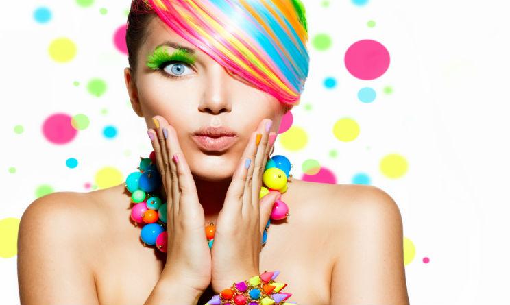 capelli 2015 colori unicorno