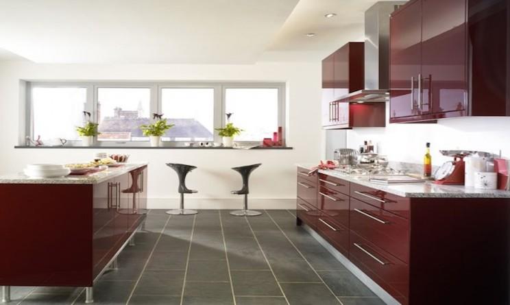 Tendenze moda cucina 2015 colori e design per un - Colori adatti alla cucina ...