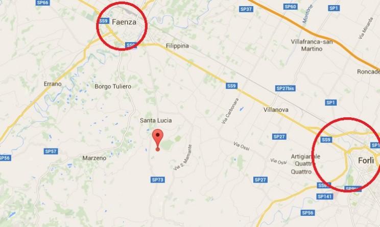 terremoto oggi in romagna scossa magnitudo 4 tra faenza e