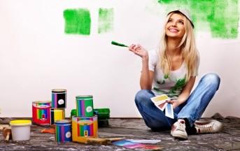 Tinteggiare casa: come scegliere i colori per dipingere le pareti, ecco alcune idee sulle tonalità da utilizzare