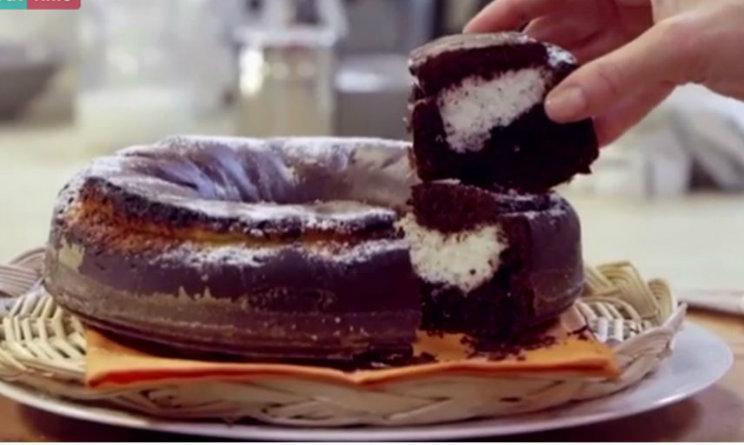 Ricette dolci benedetta parodi la torta ciocco cocco di for Ricette di benedetta parodi