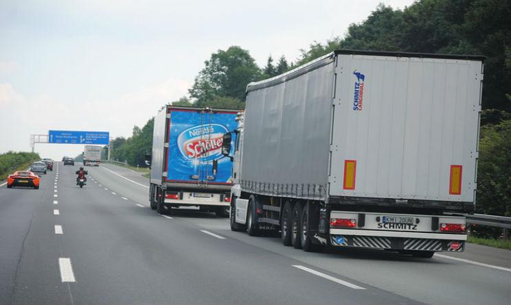 trasporto merci Start up