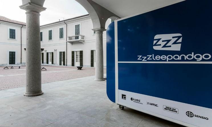 Start up italia zzzleepandgo dormire low cost in for Dormire low cost milano