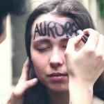 Aurora Ramazzotti attrice diretta da Marco Ferrero