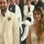 Brice Martinet matrimonio Elena Falbo figlio