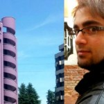 Studente precipitato a Milano
