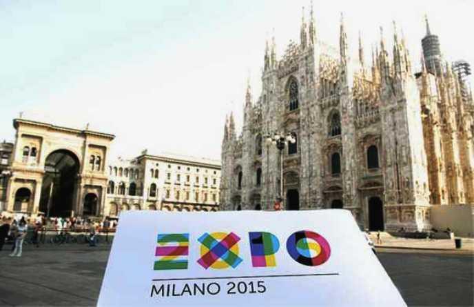 Expo di Milano 2015 eventi 25 maggio