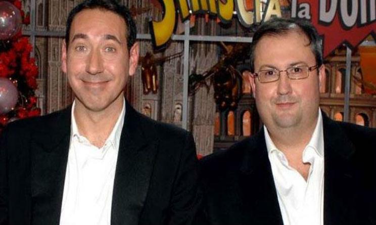 Fabio e Mingo Striscia la Notizia sospensione Gabibbo