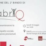 FabriQ bando 2015