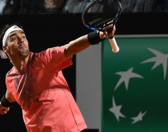 Tennis, Atp di Pechino: Fognini batte Klizan, Seppi fermato da Goffin
